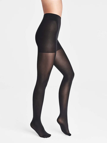 Wolford Aurora 70 Tights (Black)