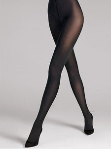 Wolford Opaque 70 Tights (Black)