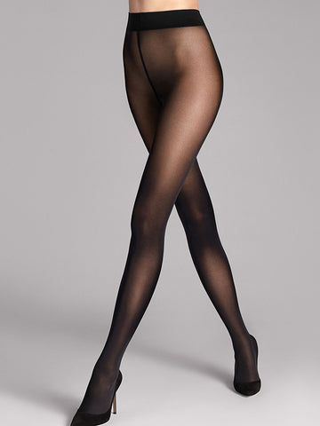 Wolford Pure 50 Tights (Black)