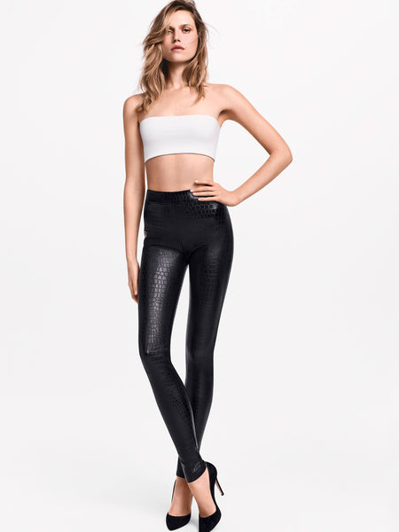 Wolford Bonnie Cocco Leggings (Black)
