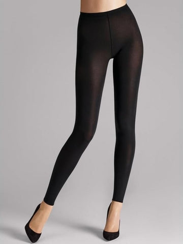 Wolford Velvet 66 Leggings (Black)