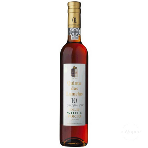 QUINTA DAS LAMELAS 10 YEARS, WHITE PORT WINE