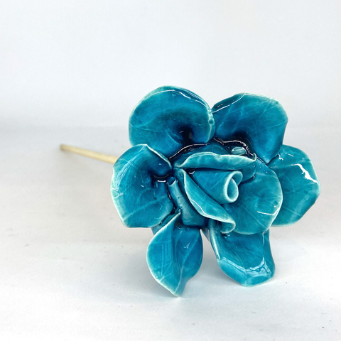 CERAMIC ROSE by Suuuper