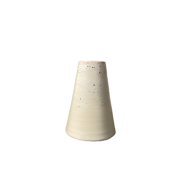 WHITE VOLCANO'S VASES by Tema Ceramics