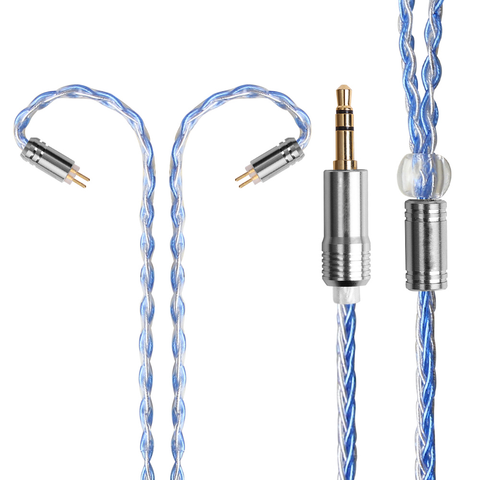 Elite Silver Series 2-Pin Connector Cable
