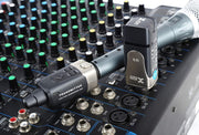 Xvive U3C Wireless Condenser Microphone System | InEarz Audio