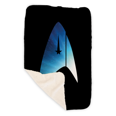Star Trek: Discovery DISCO Universe Delta Fleece Blanket