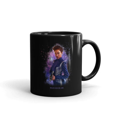 Star Trek: Discovery Burnham Black Mug