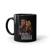 Star Trek: Discovery Holding A Grudge Black Mug