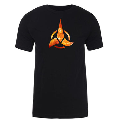 Star Trek: Discovery Klingon Logo Adult Short Sleeve T-Shirt