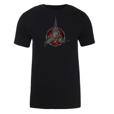 Star Trek Klingon Logo Adult Short Sleeve T-Shirt