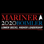 Star Trek: Lower Decks Mariner Bolmler 2020 Adult Short Sleeve T-Shirt | Official CBS Entertainment Store