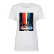 Star Trek: The Motion Picture Poster Women's Short Sleeve T-Shirt