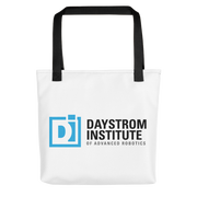 Star Trek: Picard Daystrom Institute Canvas Tote