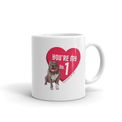 Star Trek: Picard You're My No.1 White Mug
