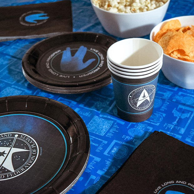 Star Trek Party Supplies Pack
