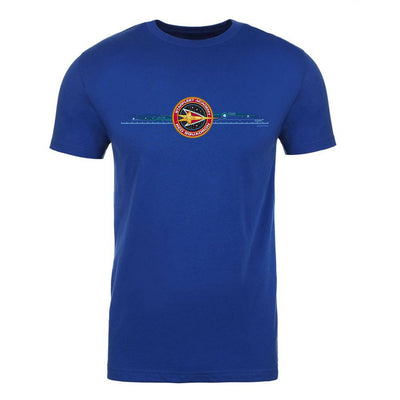 Star Trek: Starfleet Academy Red Squadron Adult Short Sleeve T-Shirt