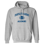 Starfleet Academy Alumni Fleece Hooded Sweatshirt