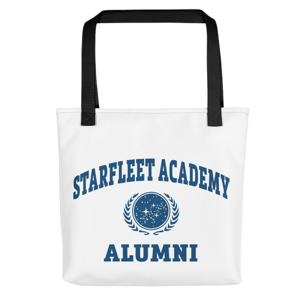 Star Trek Starfleet Academy Alumni Canvas Tote Bag