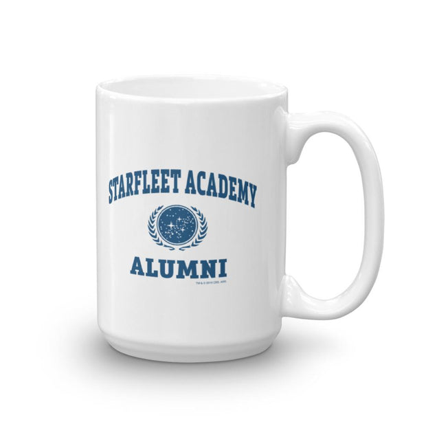 Star Trek Starfleet Academy: Alumni Personalized 15 oz White Mug