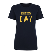 Star Trek Day Logo Women's Short Sleeve T-Shirt