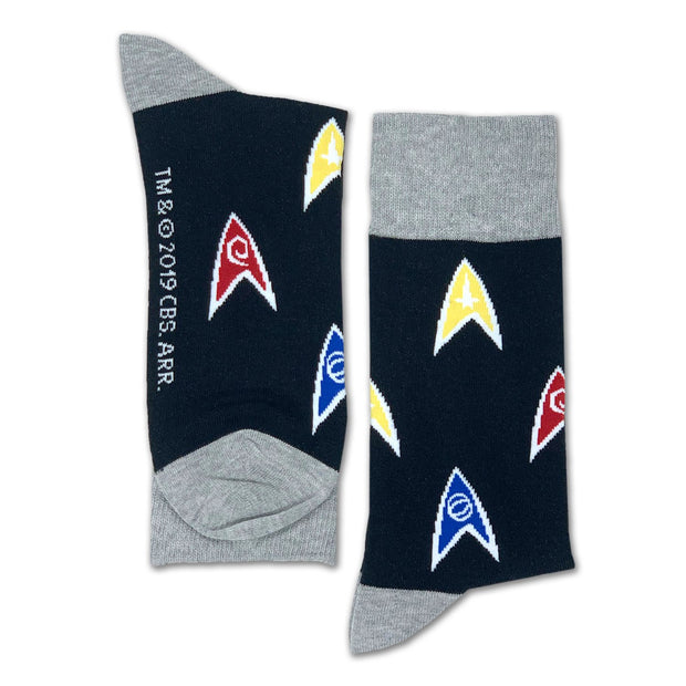 Star Trek: The Original Series Deltas Sock