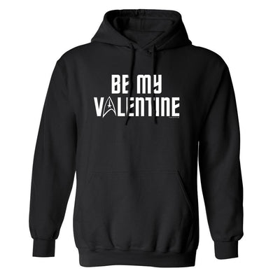 Star Trek: The Original Series Be My Valentine Fleece Hooded Sweatshirt