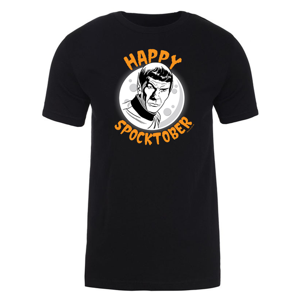 Star Trek: The Original Series Happy Spocktober Adult Short Sleeve T-Shirt
