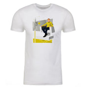 Star Trek: The Original Series Kirk Captain's Chair Adult Short Sleeve T-Shirt
