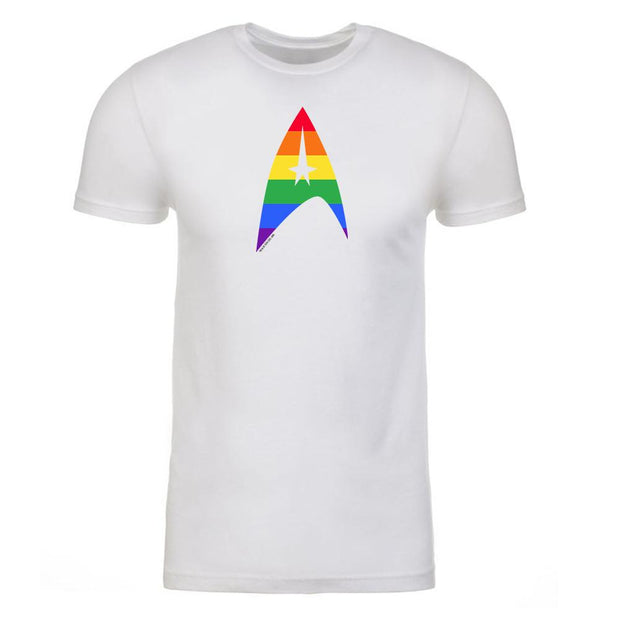 Star Trek: The Original Series Pride Delta Adult Short Sleeve T-Shirt