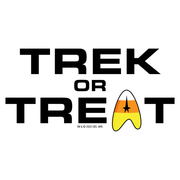 Star Trek: The Original Series Trek or Treat Women's Short Sleeve T-Shirt