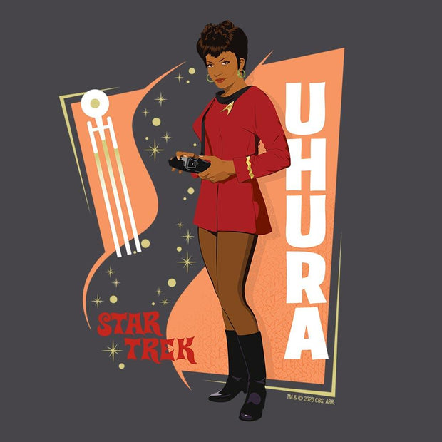 Star Trek: The Original Series Uhura Adult Short Sleeve T-Shirt