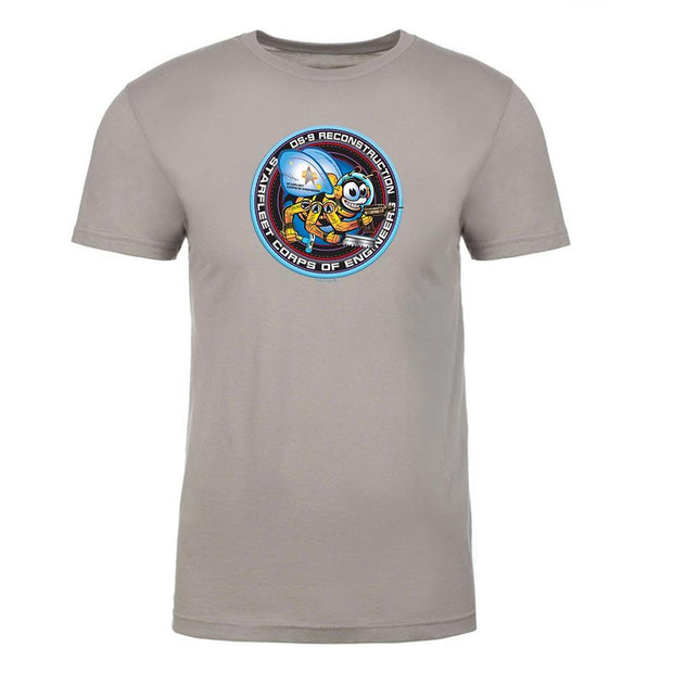 Star Trek: Deep Space Nine Starfleet Corps Of Engineers Adult Short Sleeve T-Shirt