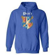 Star Trek: Picard Coat of Arms Fleece Hooded Sweatshirt