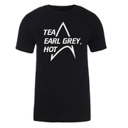 Star Trek: The Next Generation Tea Earl Grey Hot Adult Short Sleeve T-Shirt
