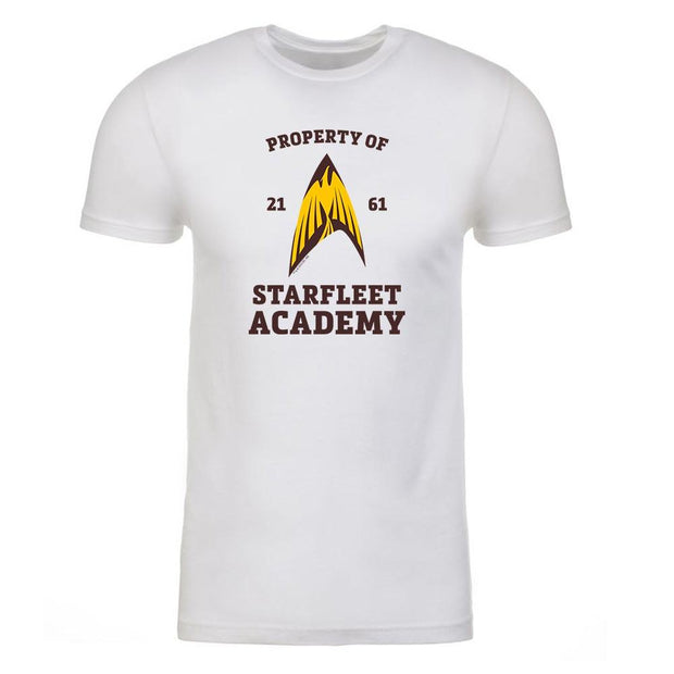Starfleet Academy Academy Flying Phoenix Delta Adult Short Sleeve T-Shirt