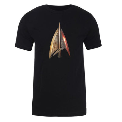 Star Trek: The Next Generation Mirror Universe Terran Empire Delta Adult Short Sleeve T-Shirt