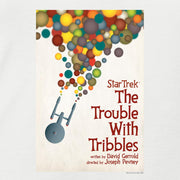 Star Trek: The Original Series Juan Ortiz The Trouble With Tribbles Kids Short Sleeve T-Shirt