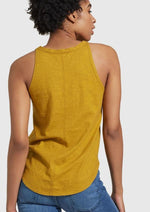 EcoKnit High Neck Tank