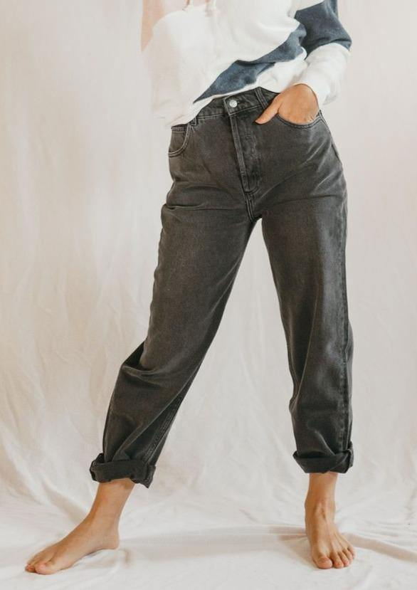 The Toby Relaxed and Tapered Jean by Boyish.