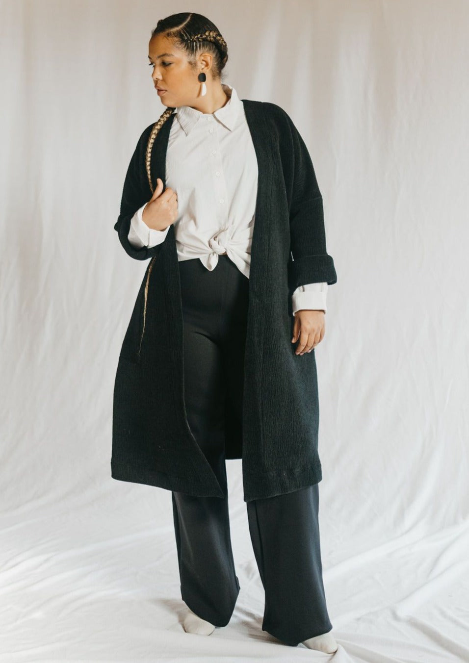 Grodin Robe Jacket by Winsome.