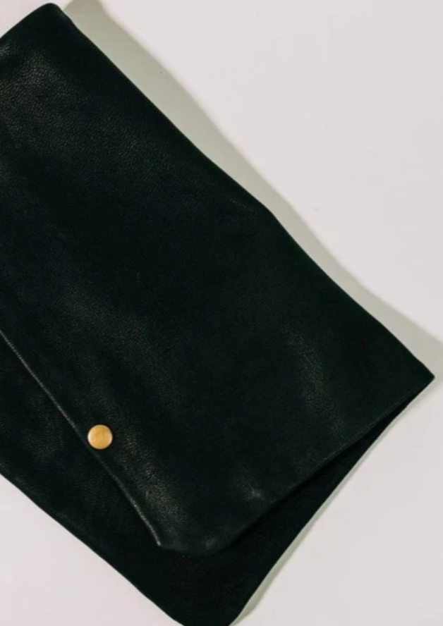 The Sherry Leather Pouch