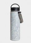 Topography Insulated Steel Water Bottle