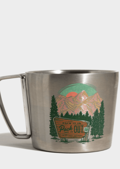 Pack It Out Convertible Mug