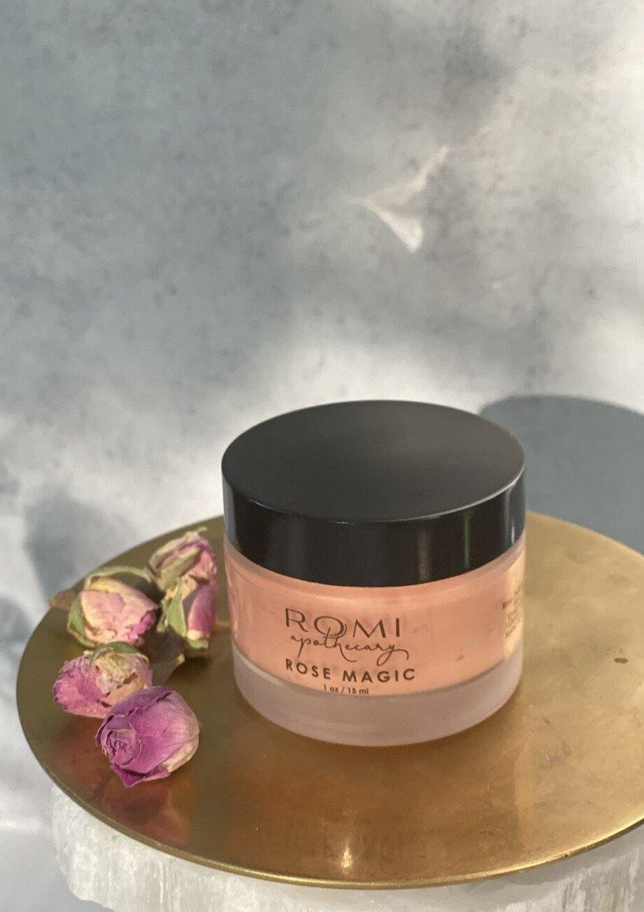 Rose Magic Moisturizer