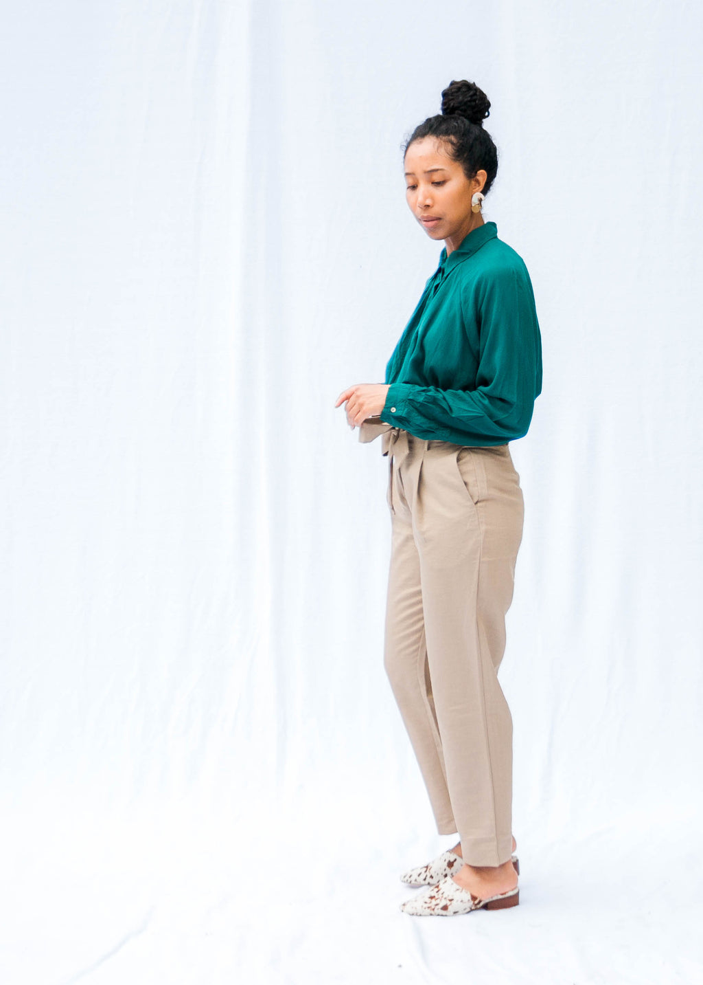 Pensee Trousers