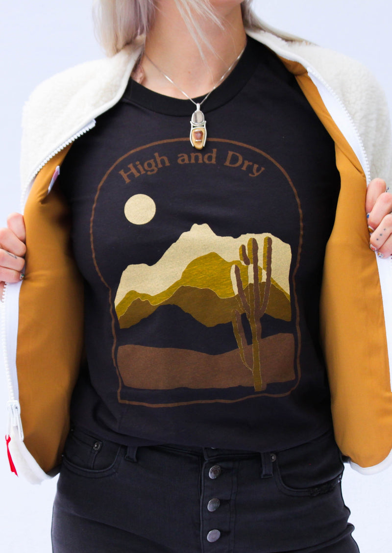 High and Dry Tee