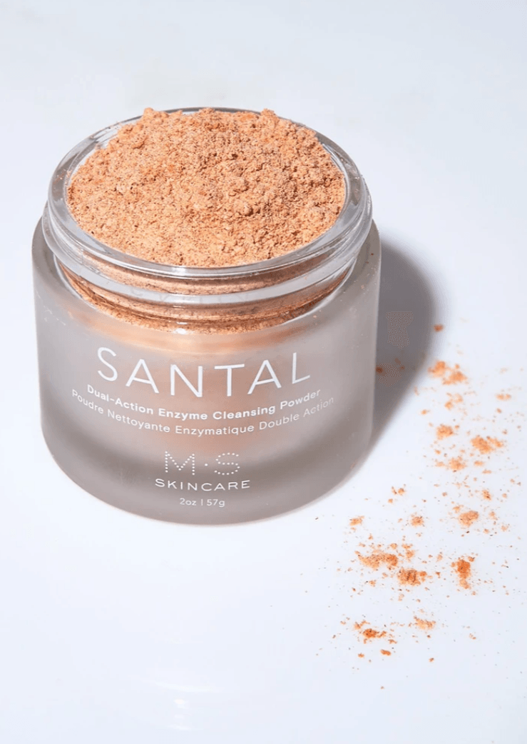 Santal | Dual Action Enzyme Powder Cleanser