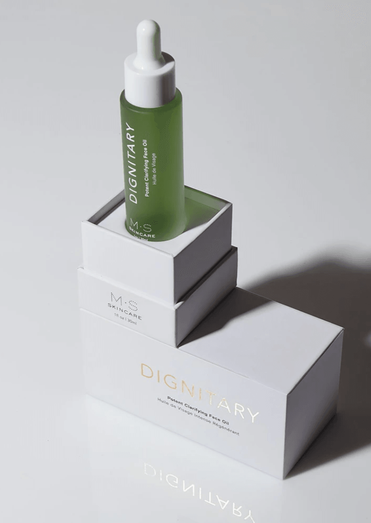 Dignitary Potent Clarifying Face Oil