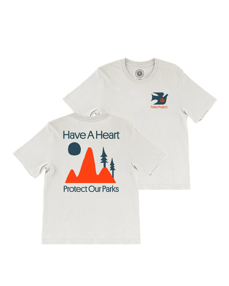 Have a Heart, Protect our Parks Women's Boxy Tee